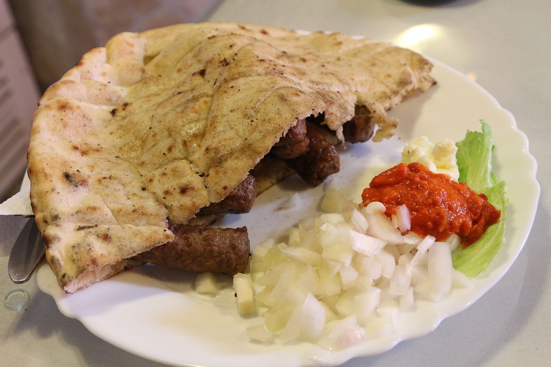 food-in-mostar-eat-cevapi