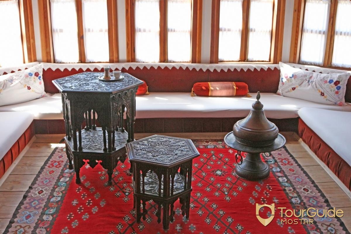 architecture-Muslibegovica-Kuca-mostar-dinning-table