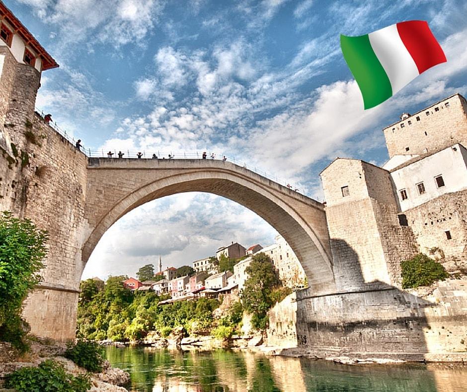 Italian-Blogger-In-Mostar