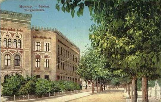 mostar-promenade