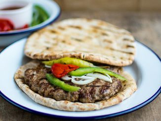 bosnian burger by jamie oliver (2)