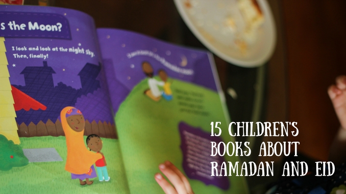 children books about ramadan and eid