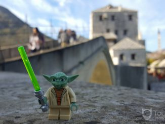 star wars day in mostar