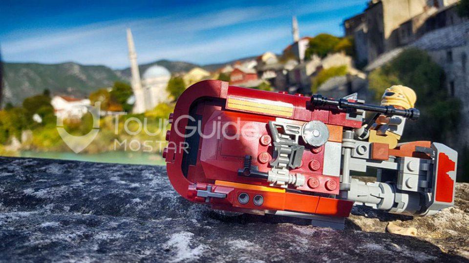 star wars lego old bridge mostar